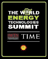 The 2010 World Energy Technologies Summit
