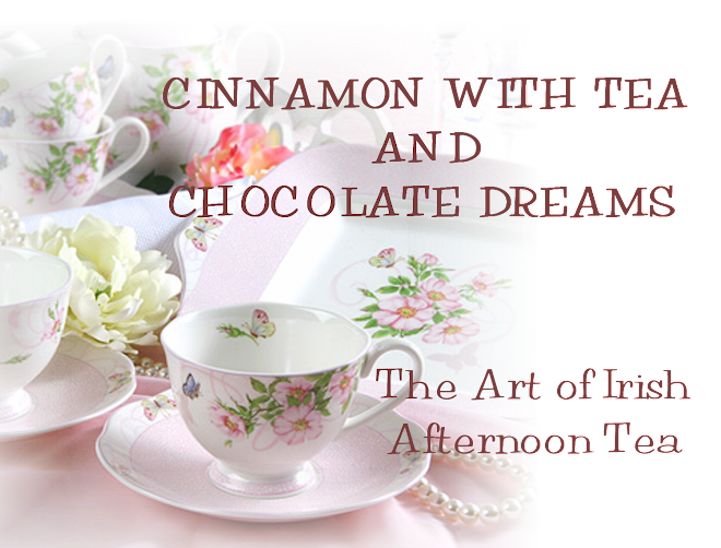 Cinnamon with Tea and Chocolate Dreams