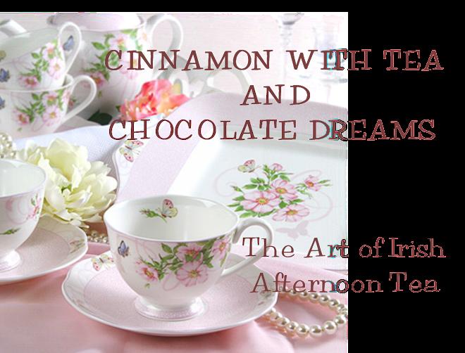 Cinnamon with Tea and Chocolate Dreams