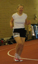 Indoor races in January