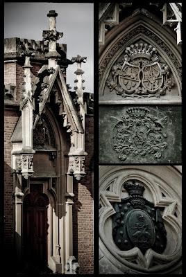 Banffy, ziua, mortilor, cavou, fortareata, castel, cimitir, mormant, insemne, nobil, maghiar, alexandru hategan