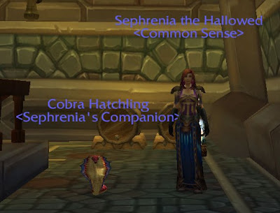 Cobra hatchling descripton photo