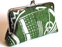 Fibra de Cannabis é usada em bolsas