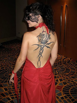 rose tattoos