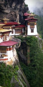 Tiger&#39;s Nest - Bhutan