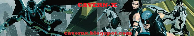 <center>CAVERN-X - Uncanny X-Force blog!</center>