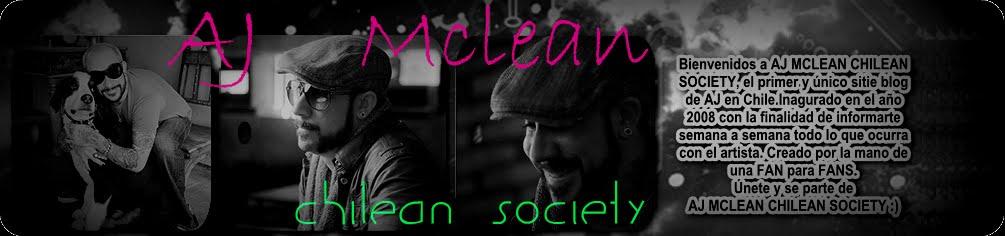 AJ Mclean | Blog Oficial Chile