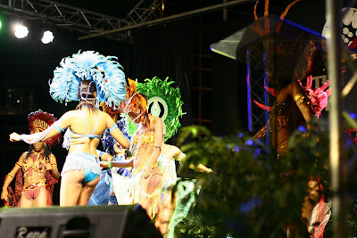 Slices of Trinidad Carnival 2010 Parade the Stage