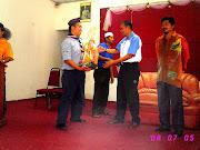 Peserta Terbaik Perkhemahan Agung SMKANI 2008