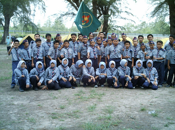 Pengakap SMKANI 2005..