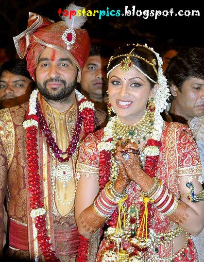 Film Star Snaps Shilpa Shetty And Raj Kundra Wedding