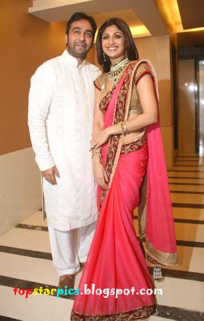 Film Star Snaps Shilpa And Raj Costumes Venue Of Wedding