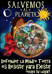 Salvemos a la Madre Tierra
