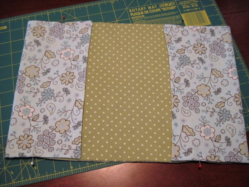 Removable Fabric Book Cover : Someday crafts back school fabric covered notebook