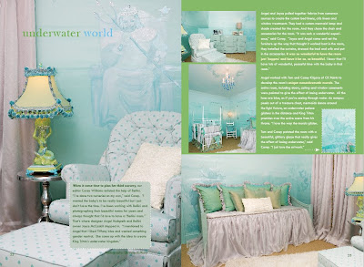 published interior photography