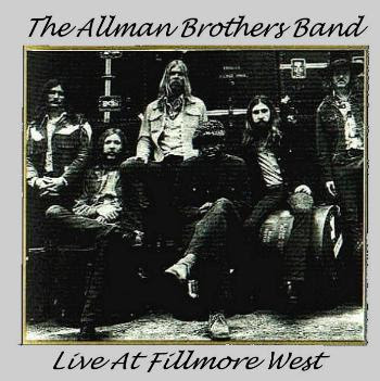 Allman Bros. Band 4-CD 'Fillmore West '71': Listen | Best ...