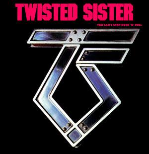 Logos de grupos - Página 2 AlbumCovers-TwistedSister-YouCan_'tStopRocknRoll(1983)