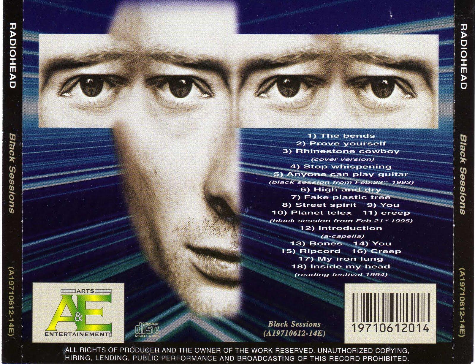 Radiohead Black Sessions