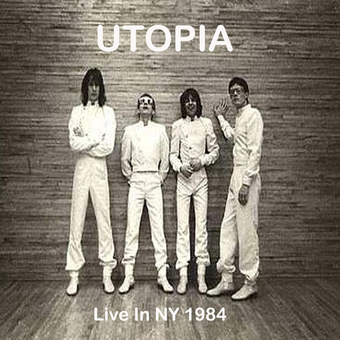 D & P's Bootleg Tunz World: Utopia - Live In Poughkeepsie ...