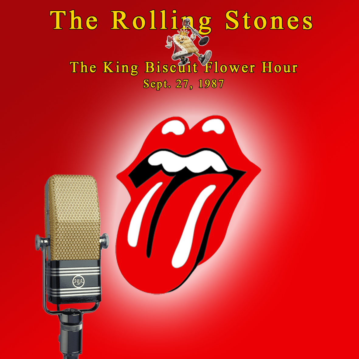 D & P s Bootleg Tunz World The Rolling Stones King