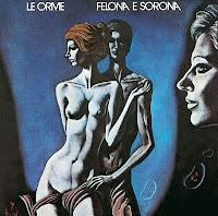 Progresivo italiano Le+Orme+Felona+E+Sorona