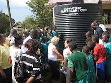 Clean water for schools! Thanks to WaterCan & CIDI (the implmenter)