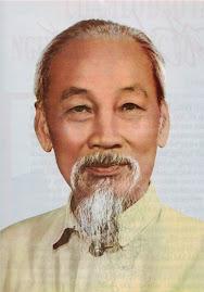 Ho Chi Minh pere du Vietnam