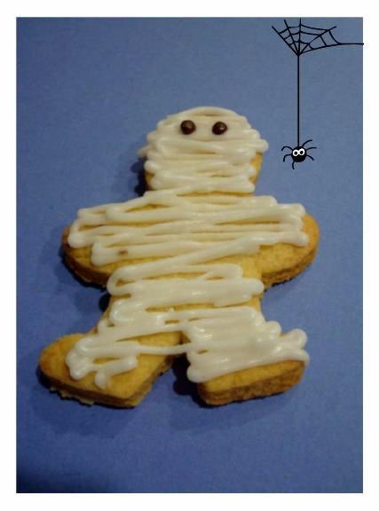 Petit gâteau momies Momi5