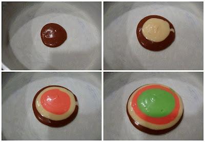 gâteaux multicolores du Carnaval EM+USO6