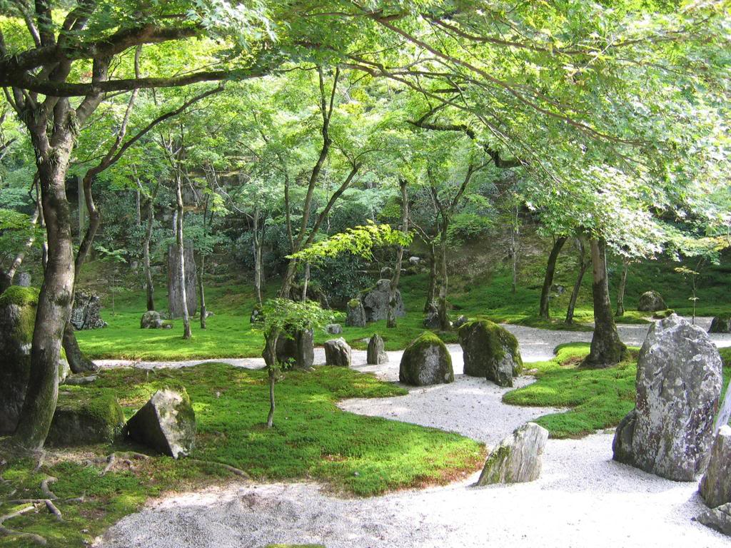 dudas gine jardin zen. Black Bedroom Furniture Sets. Home Design Ideas