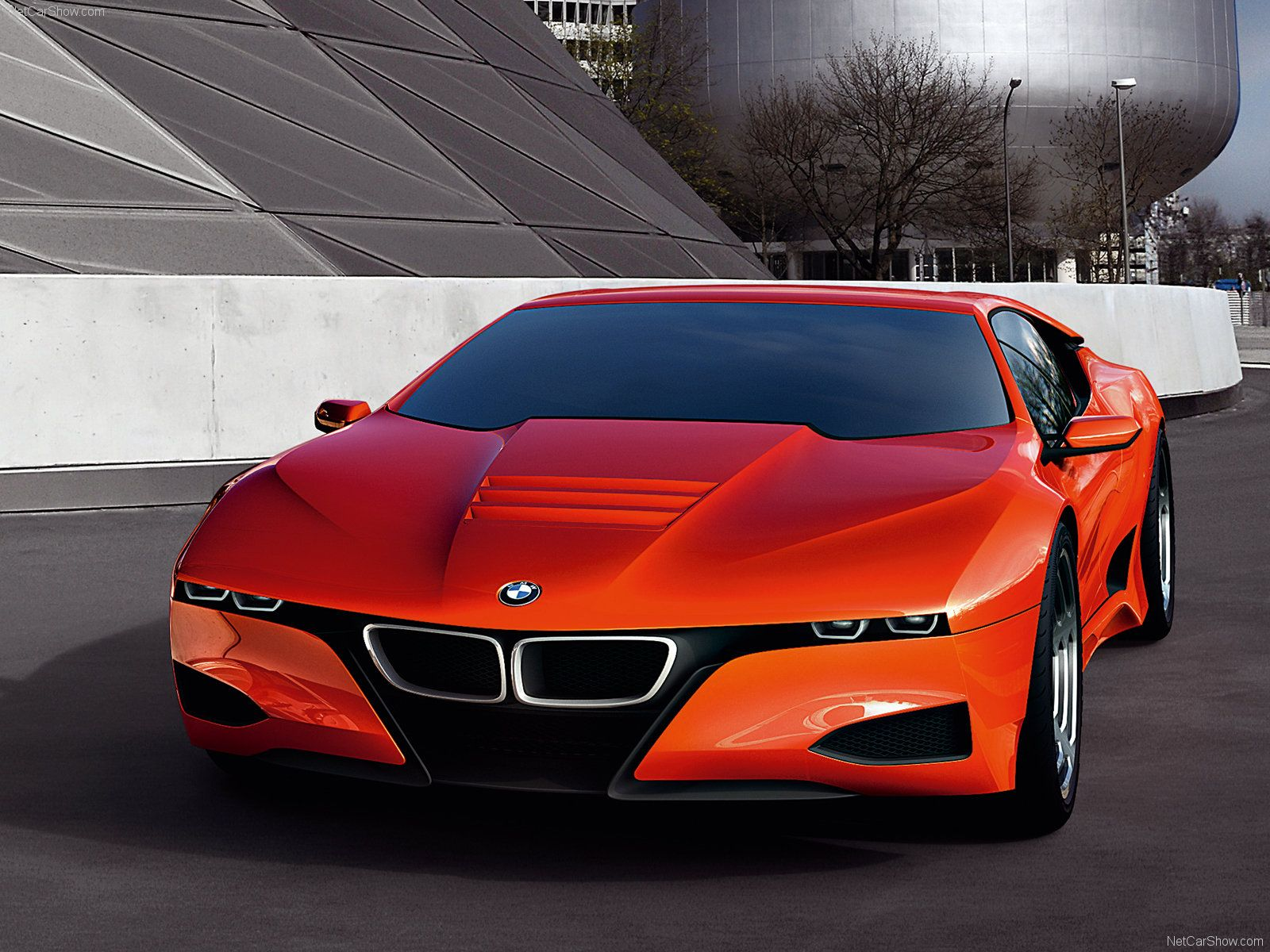 Free Cars Hd Wallpapers Bmw M1 Concept Car Hd Wallpapers