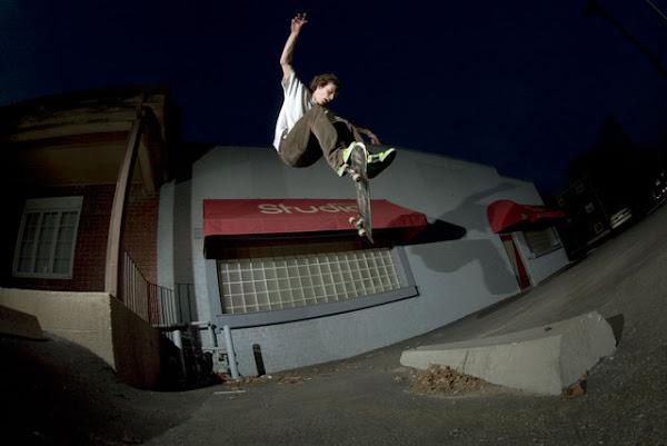 Dersky, 360 flip