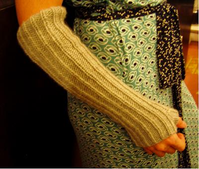 Knit Me A Song Glovelies Free Pattern