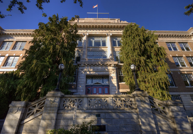 Victoria High School, Victoria, BC, Canada