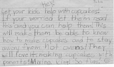 Make a cupcake! for kids!&;