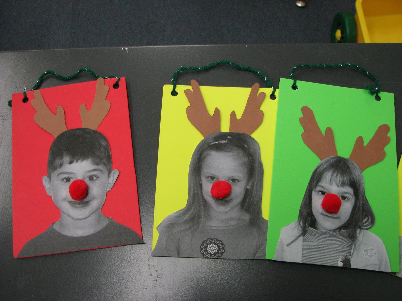 5 With Great Expectations December 2010 Kids Christmas Tree Craft