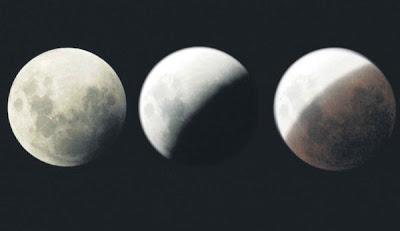 El tarot y yo luna menguante vista desde diferentes for Estamos en menguante o creciente