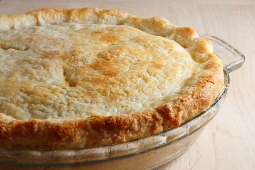 Friendly Kitchens: Chicken Pot Pie... easy as pie ;)