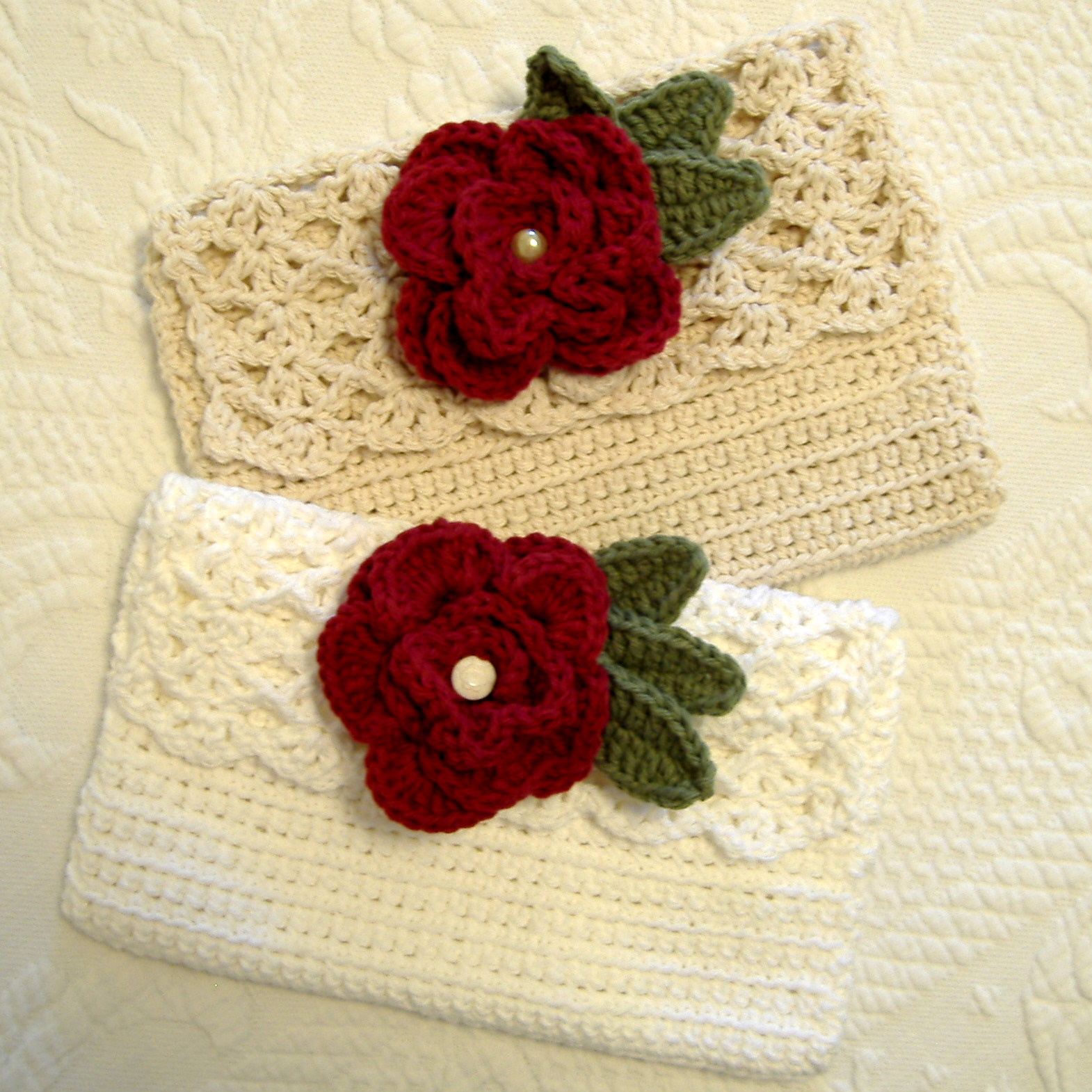 Crocheted Handbag : CROCHET PATTERNS FOR A PURSE ? Crochet Projects