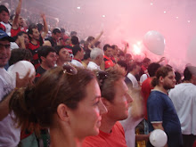 Inside Flamengo crowd