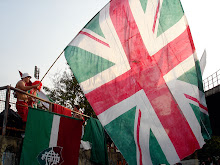 Fluminense&#39;s colors at UK&#39;s flag