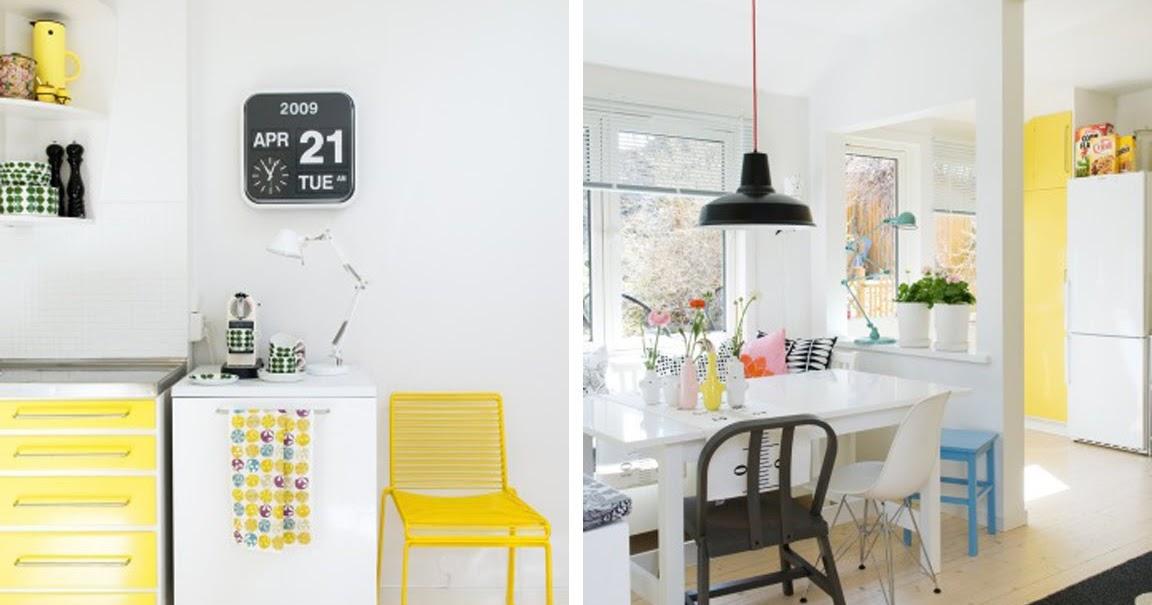 black white yellow the perfect black white and yellow kitchen