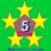 logo d'five