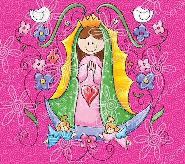Virgen de Guadalupe distroller - Imagui