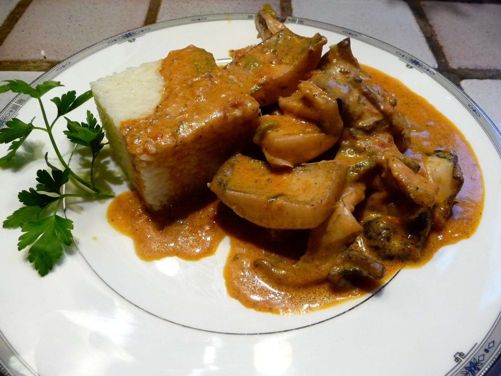 Le roman culinaire v blanc de seiche a la provencale - Cuisiner la seiche fraiche ...