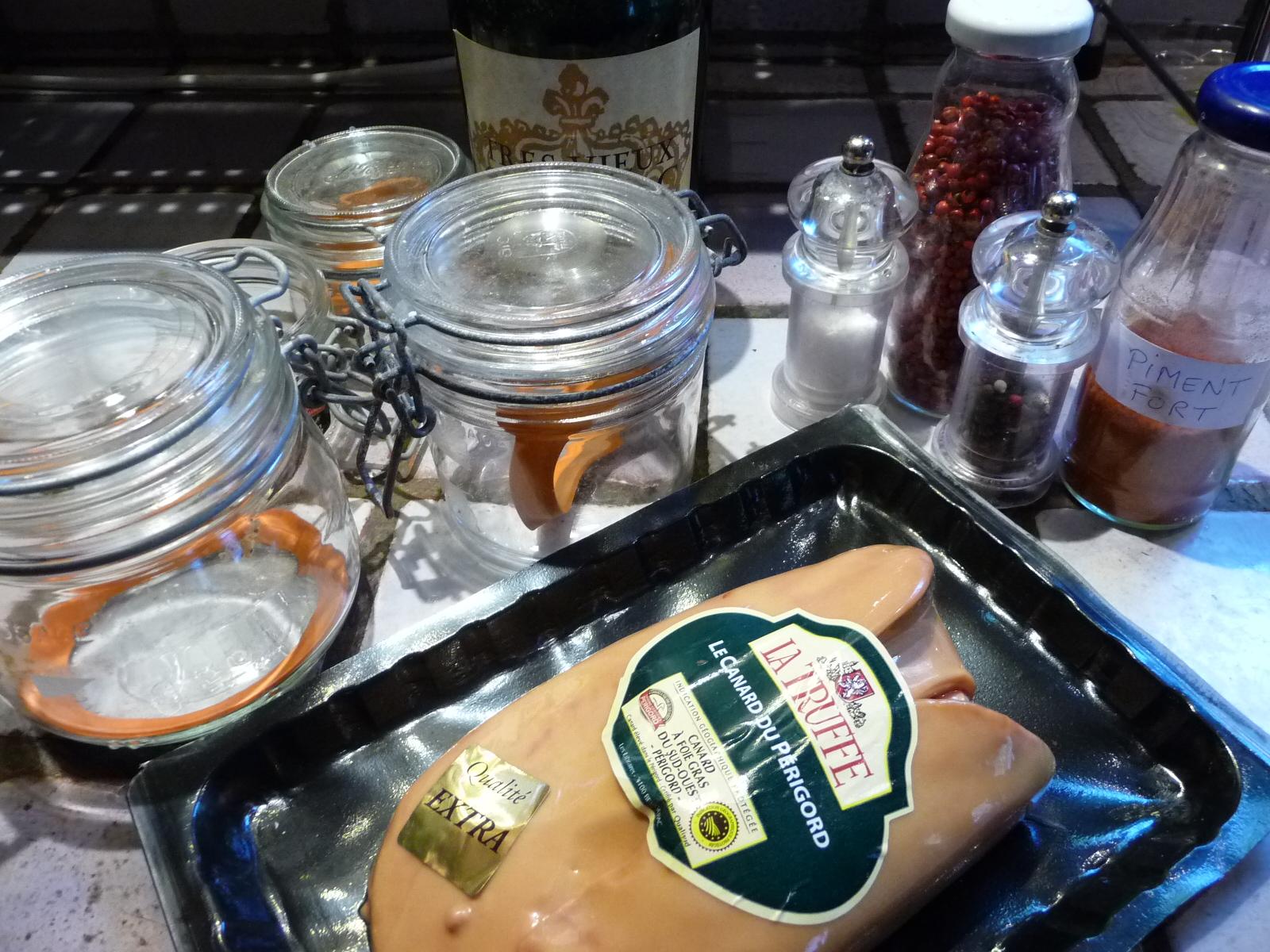 Le roman culinaire v foie gras 2 - Preparer son foie gras ...