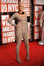 Amber Rose MTV VMAs -2009