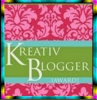 Creative Blogger Award