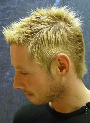 Cool Men's Short Hairstyle