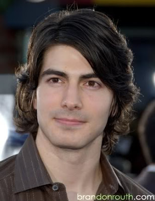 Brandon Routh Cool Men Celebrity Hairstyle